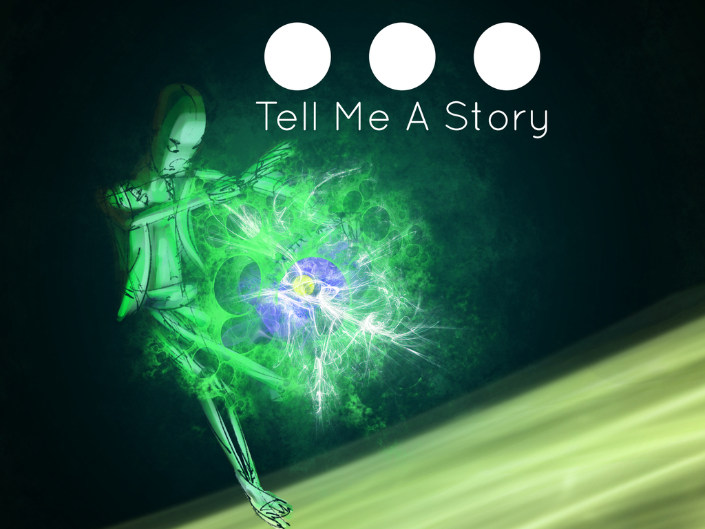 Tell Me A Story... :interactive, animated sci-fi experience's video poster