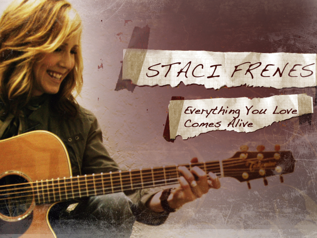 Staci Frenes: Bringing a New Album to Life!'s video poster