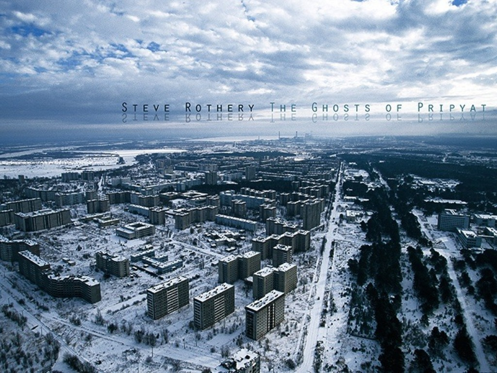 Steve Rothery - The Ghosts of Pripyat's video poster