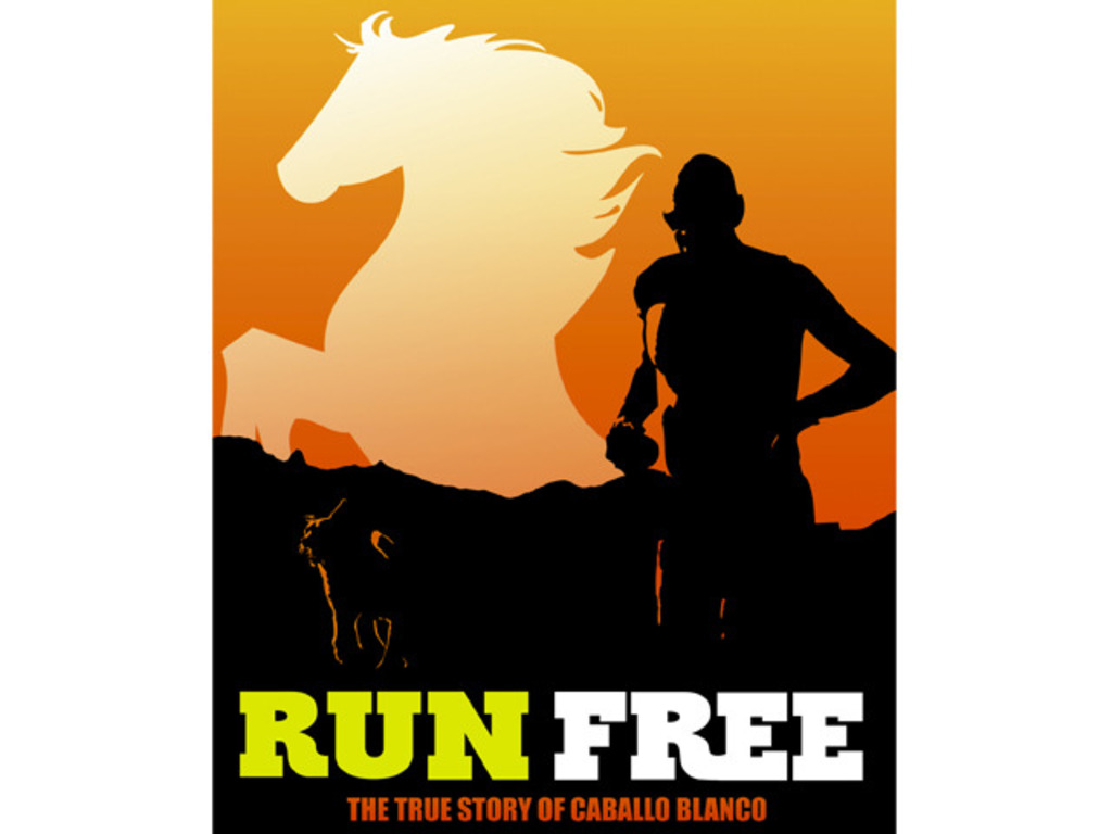 Run Free - The True Story of Caballo Blanco's video poster