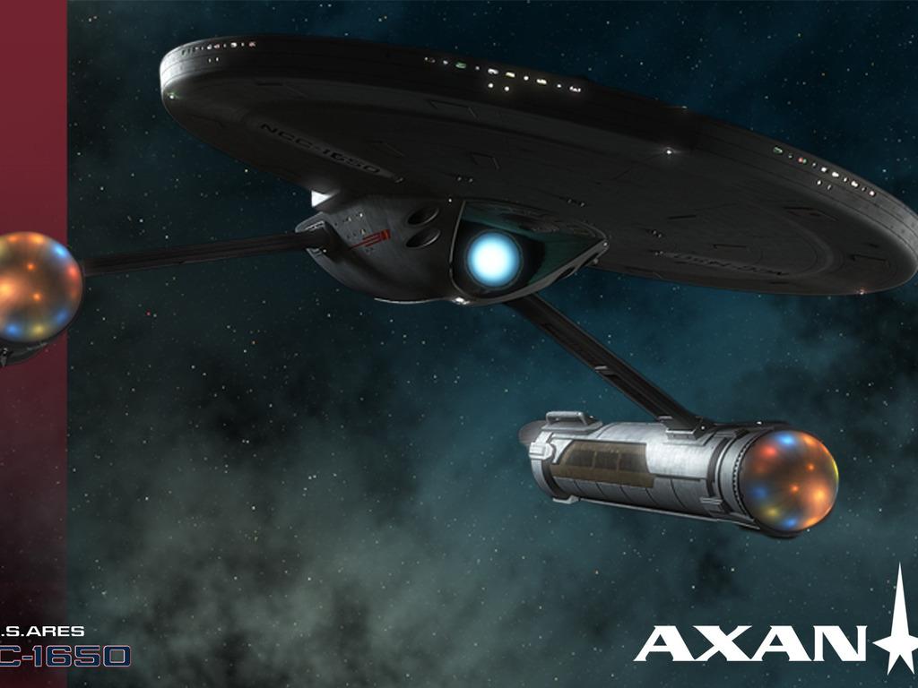 Star Trek: Axanar's video poster