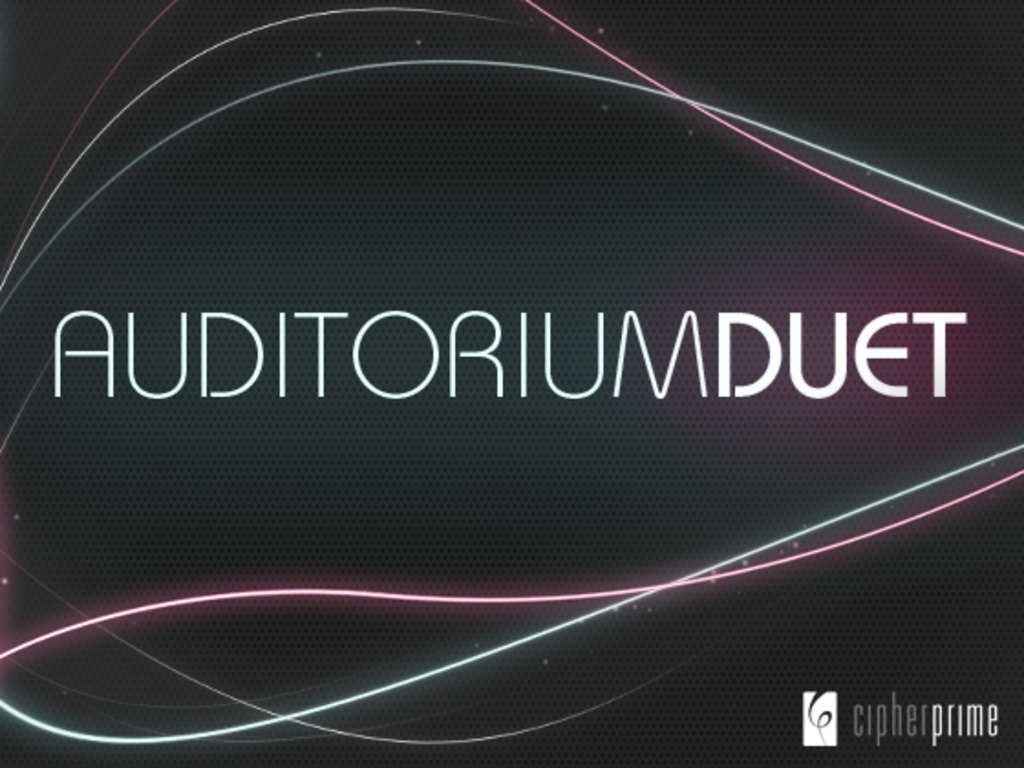 Auditorium 2: Duet's video poster