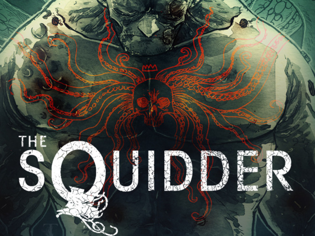 THE SQUIDDER's video poster