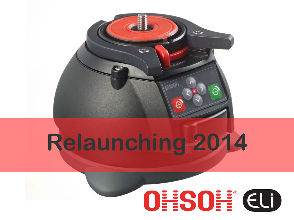 OhSoh ELi - Electronic Levelling Intelligence,Camera support's video poster