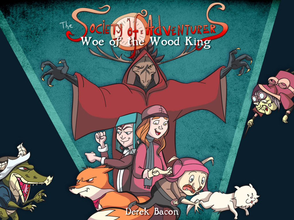 The Society of Adventurers - Woe of the Woodking's video poster