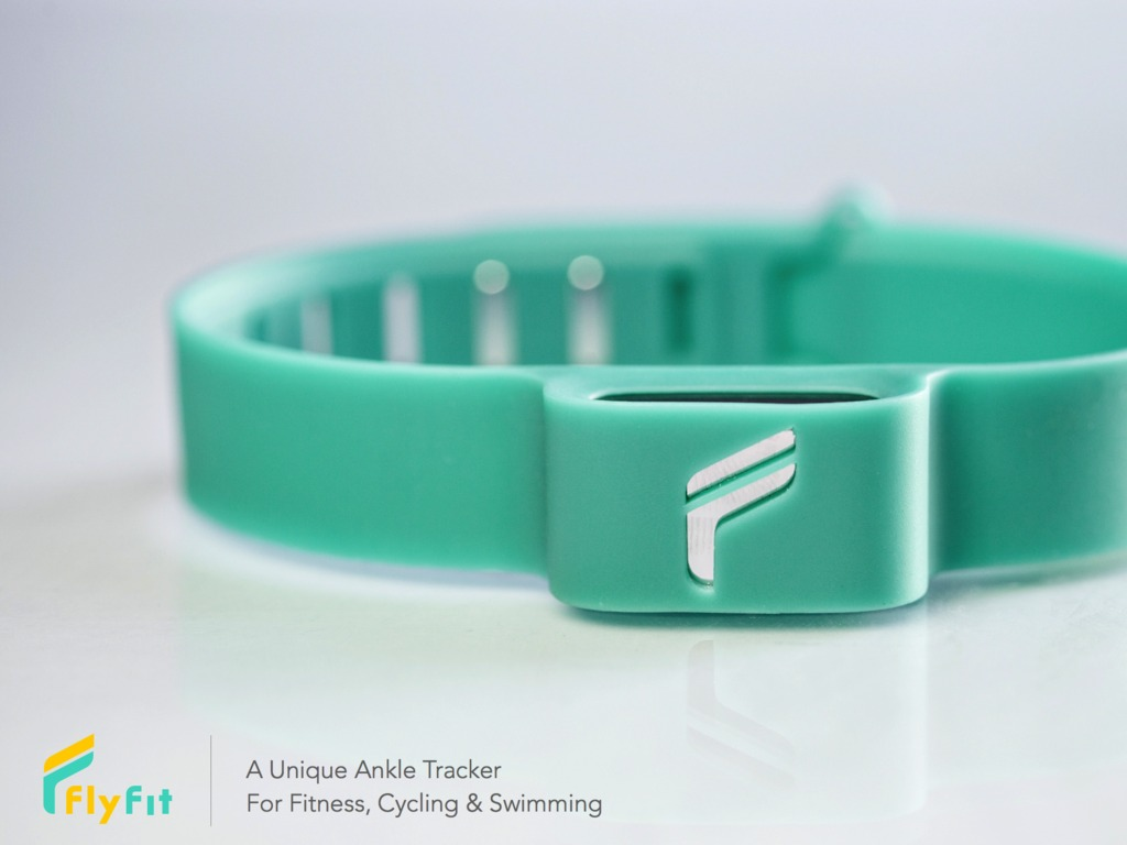 Flyfit - Smart Ankle Tracker For Fitness, Cycling & Swimming's video poster