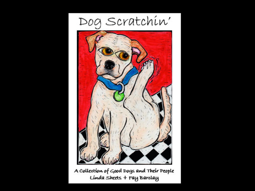 Dog Scratchin' Book. Stories and Drawings of rescued dogs.'s video poster