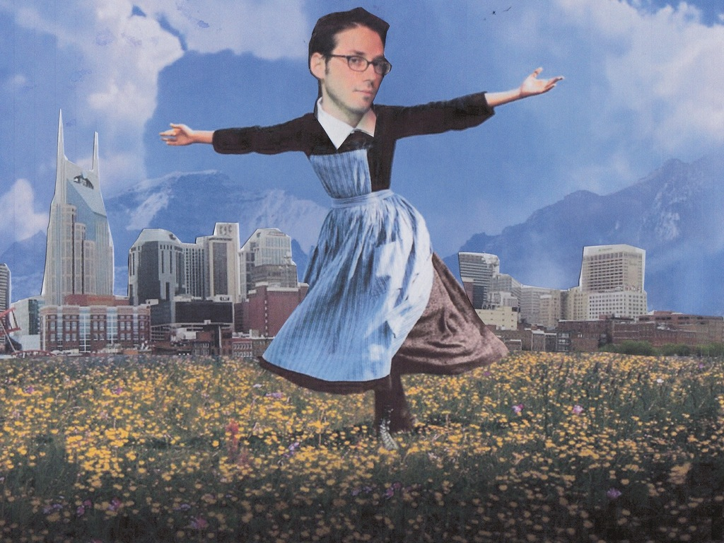 Eef Barzelay - The Sound of Music City's video poster