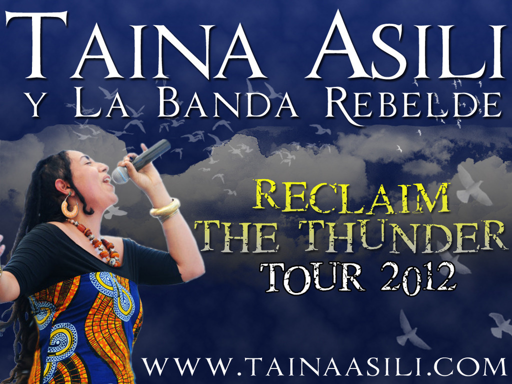 Reclaim the Thunder Tour's video poster