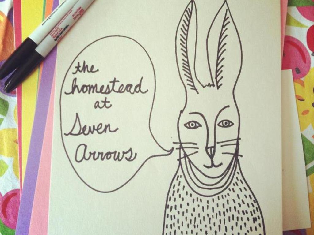 The Homestead at Seven Arrows's video poster