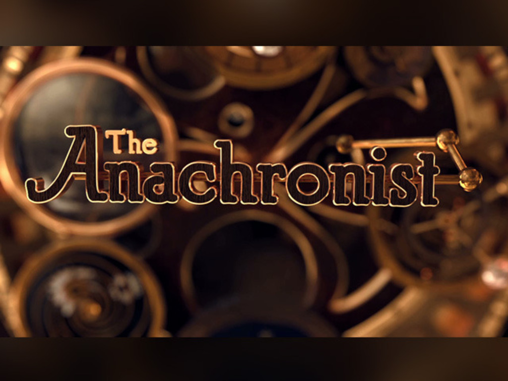 The Anachronist | A Steampunk Short Film's video poster