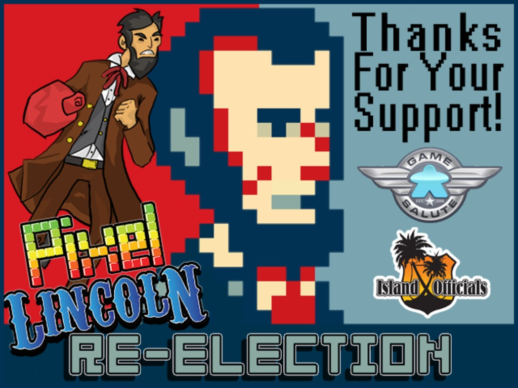 Pixel Lincoln: Re-Election Expansion!'s video poster