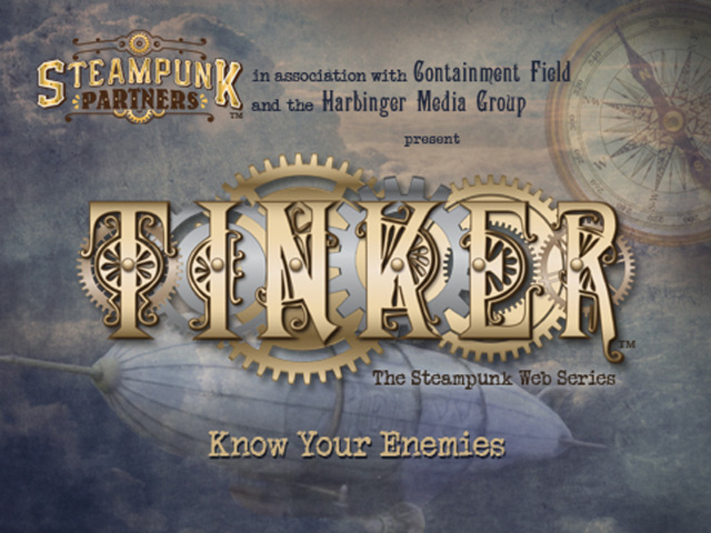 Tinker Steampunk Web Series's video poster
