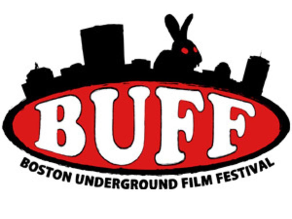 Boston Underground Film Festival 2012's video poster