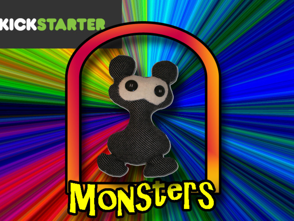 Toy Monsters & Picture Books -- only on kickstarter.com's video poster