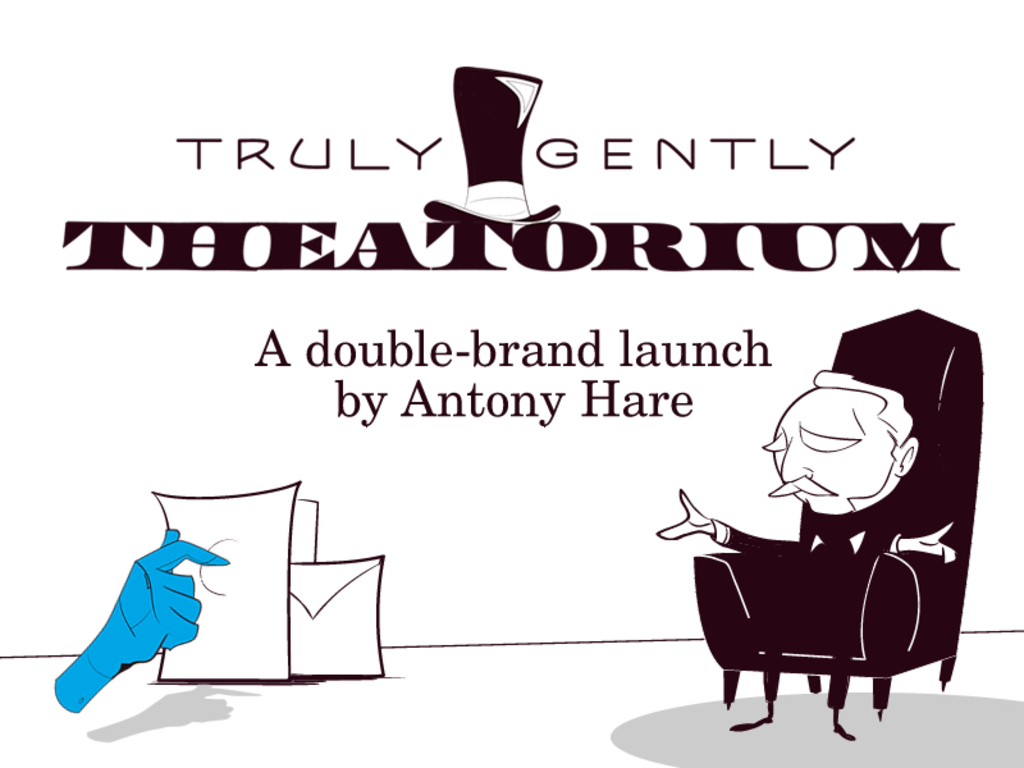 Truly Gently presents Theatorium's video poster