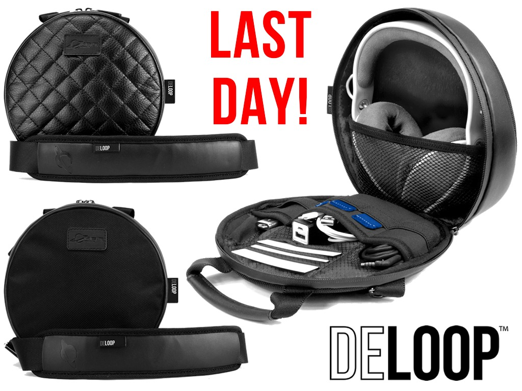 DELOOP: The Evolution Of The Headphone Bag's video poster