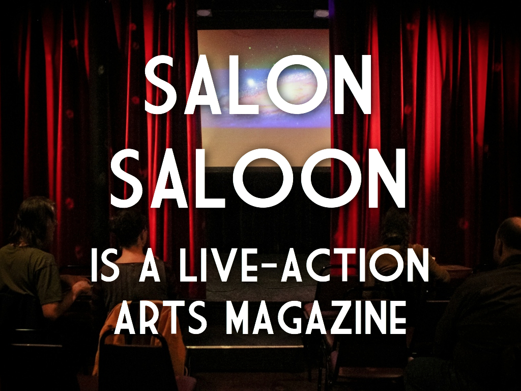 Salon Saloon Vol. 7 Fund Drive's video poster