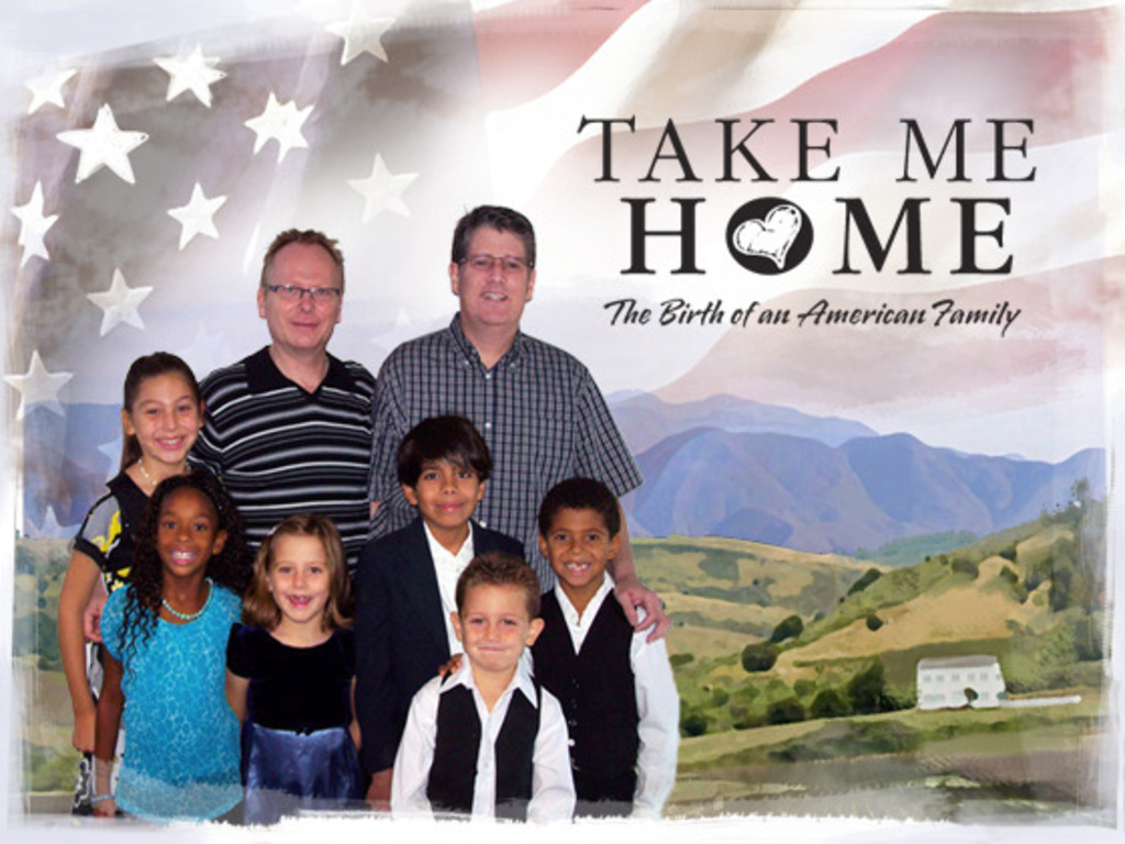 Take Me Home:  The Birth of an American Family's video poster