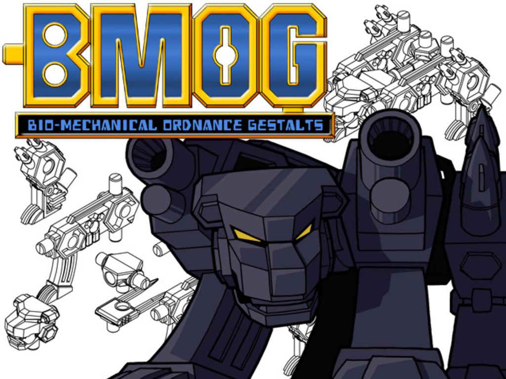 BMOG: Bio-Mechanical Ordnance Gestalts - Ursenal Vs Mantax's video poster