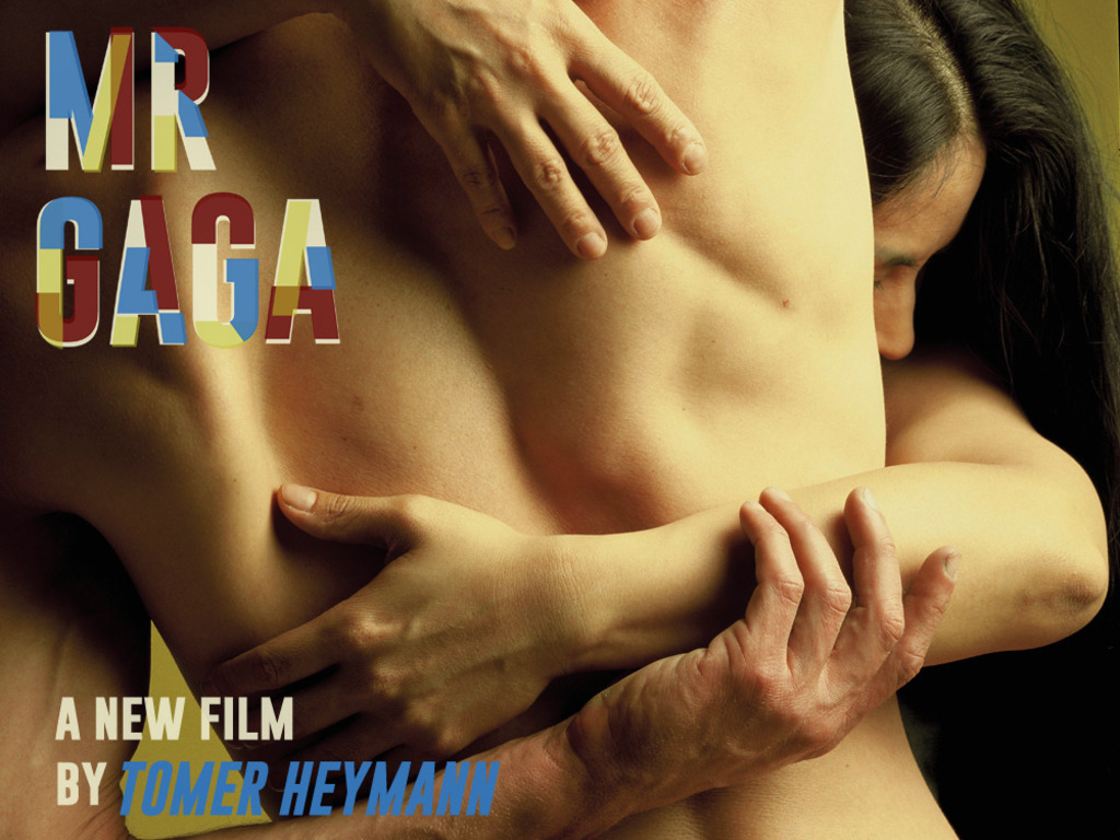 Mr. Gaga: film about Ohad Naharin and Batsheva Dance Company's video poster