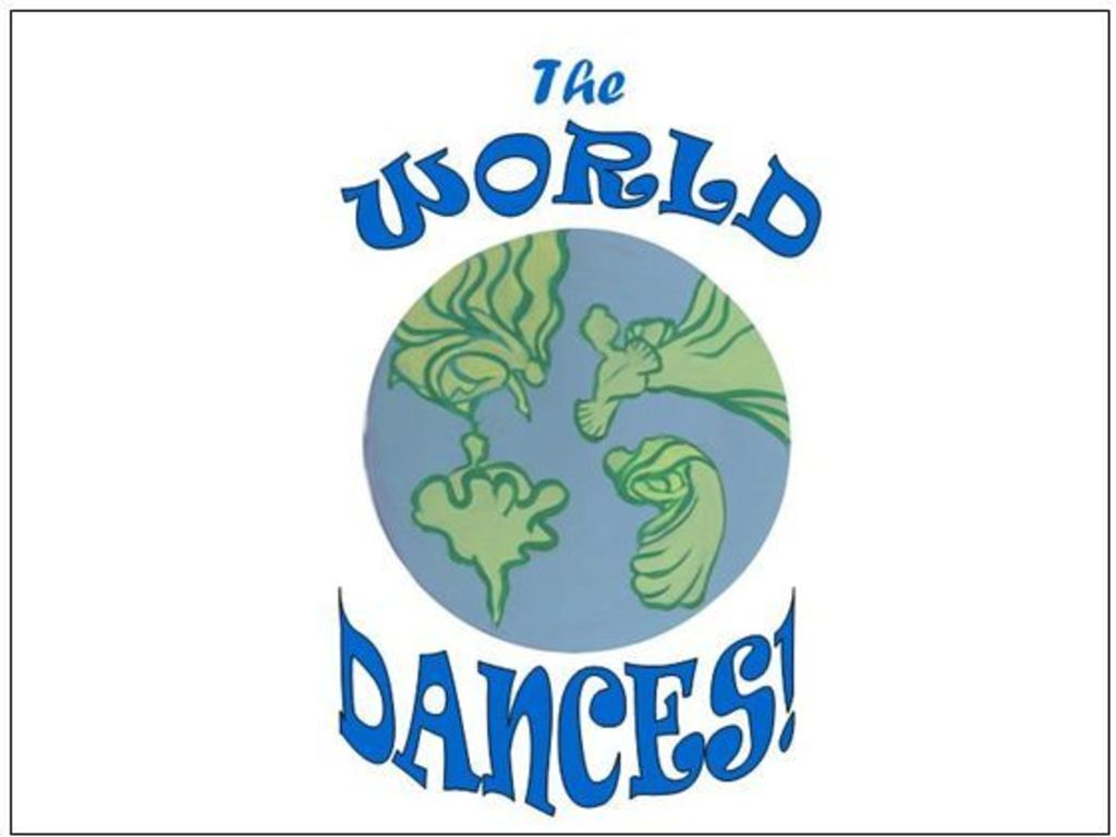 THE WORLD DANCES! A Celebration of the Universal Language's video poster