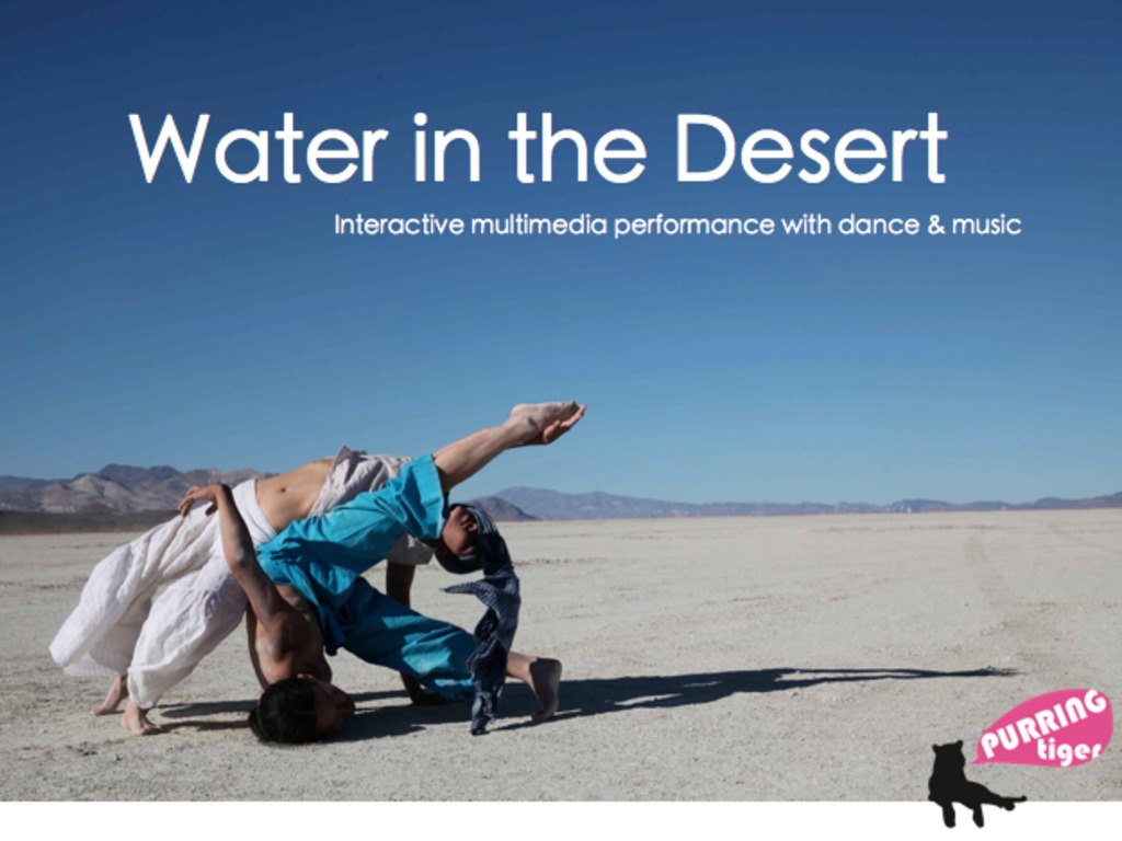 Water in the Desert's video poster