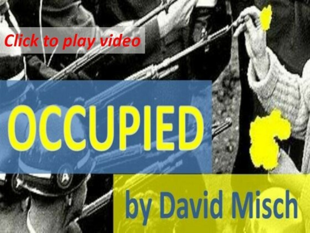 Occupied's video poster