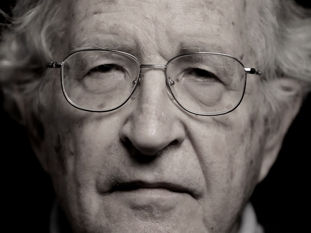REQUIEM FOR THE AMERICAN DREAM ----- THE CHOMSKY DOCUMENTARY's video poster