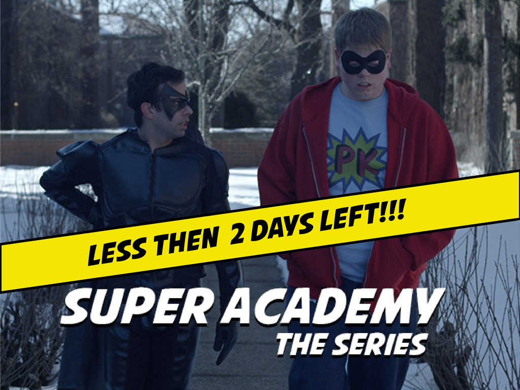 Super Academy: A Superhero Comedy Webseries's video poster