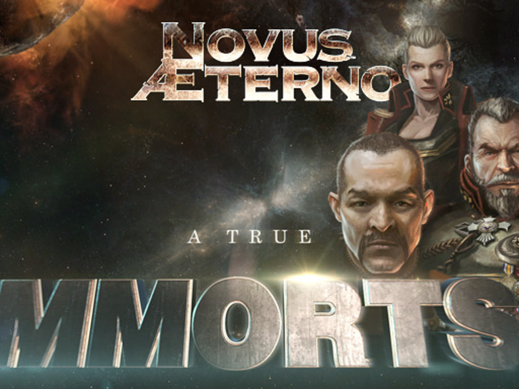 Novus AEterno: Re-launched (Canceled)'s video poster