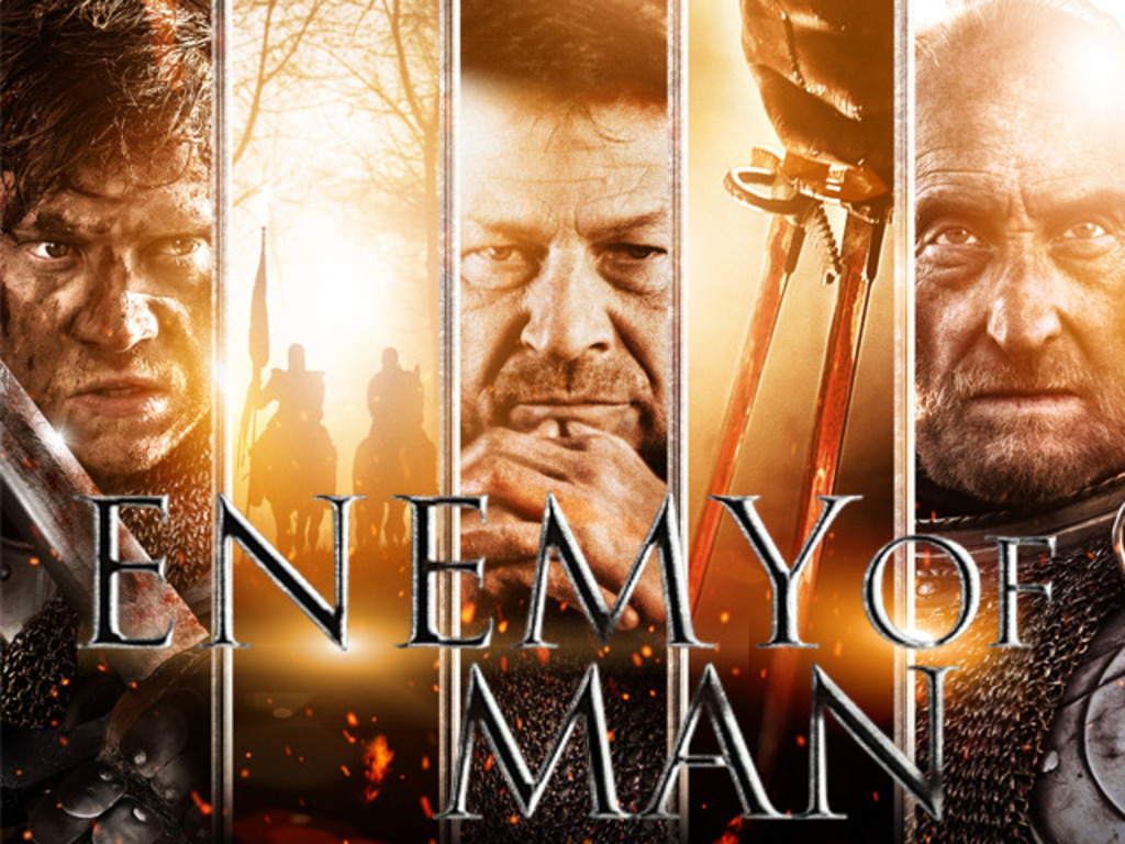 Enemy of Man - Feature Film's video poster