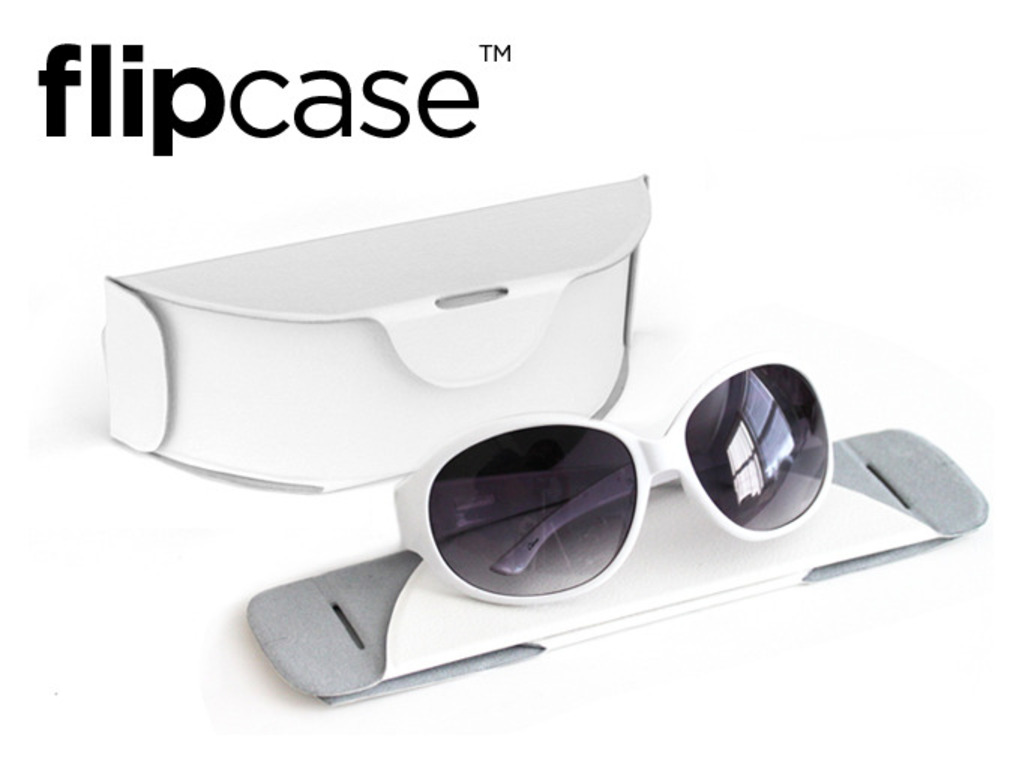 FLIPCASE: A Collapsible Sunglass Case's video poster