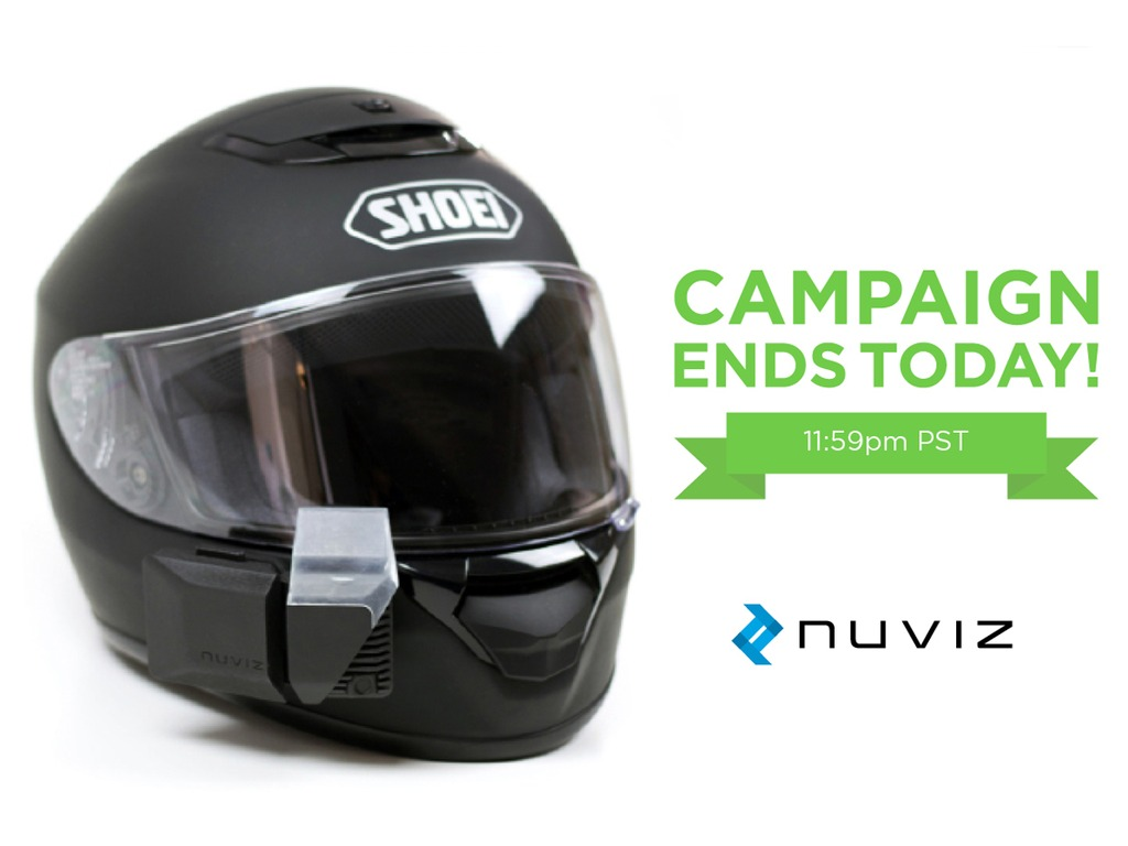 The first HEAD-UP DISPLAY for MOTORCYCLE HELMETS's video poster