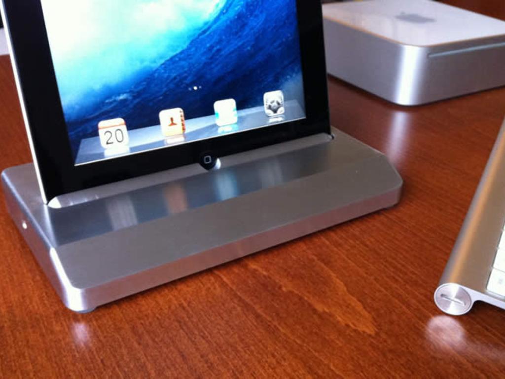 ATC Ergo Dock: The Ultimate Adjustable iPad & iPhone Dock's video poster