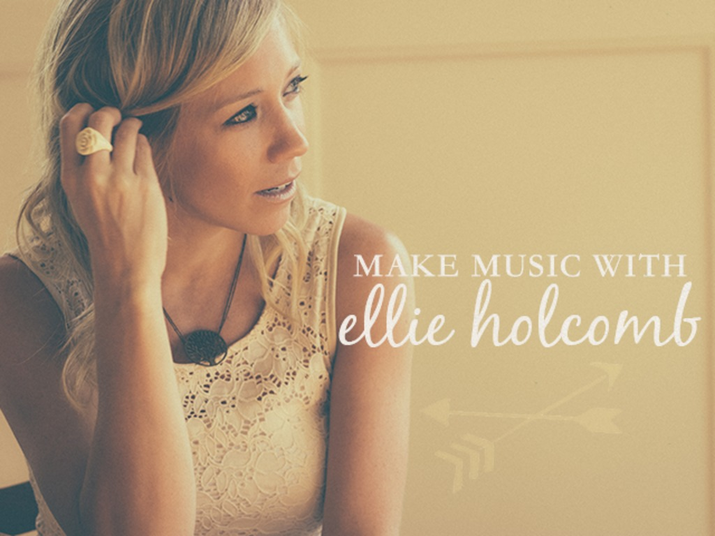 Ellie Holcomb's Very First Full-Length Record!'s video poster
