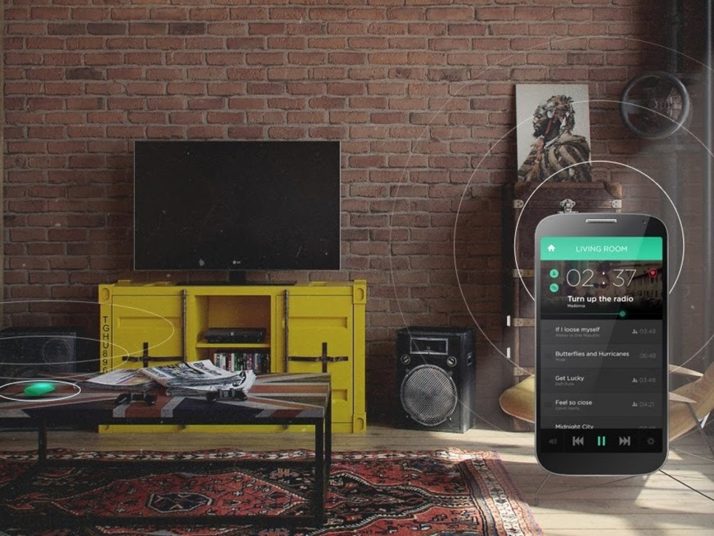 ROCKI Wifi Music System, From Every Phone, To All Speakers's video poster