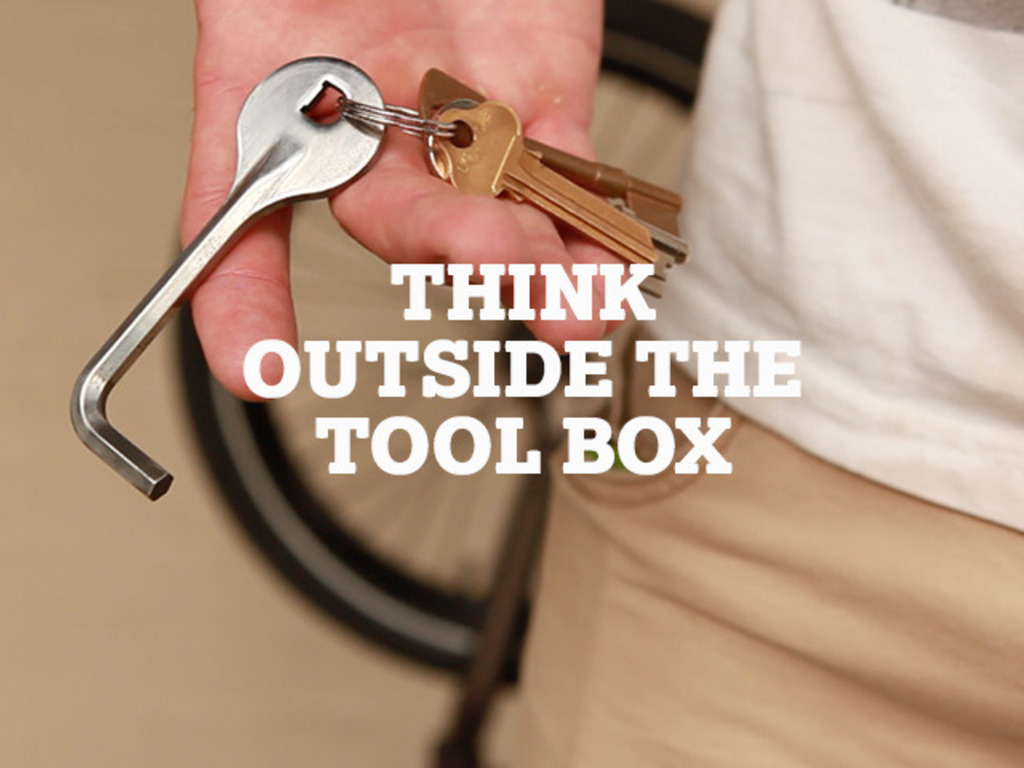 D-Key, Think outside the tool box. (Canceled)'s video poster