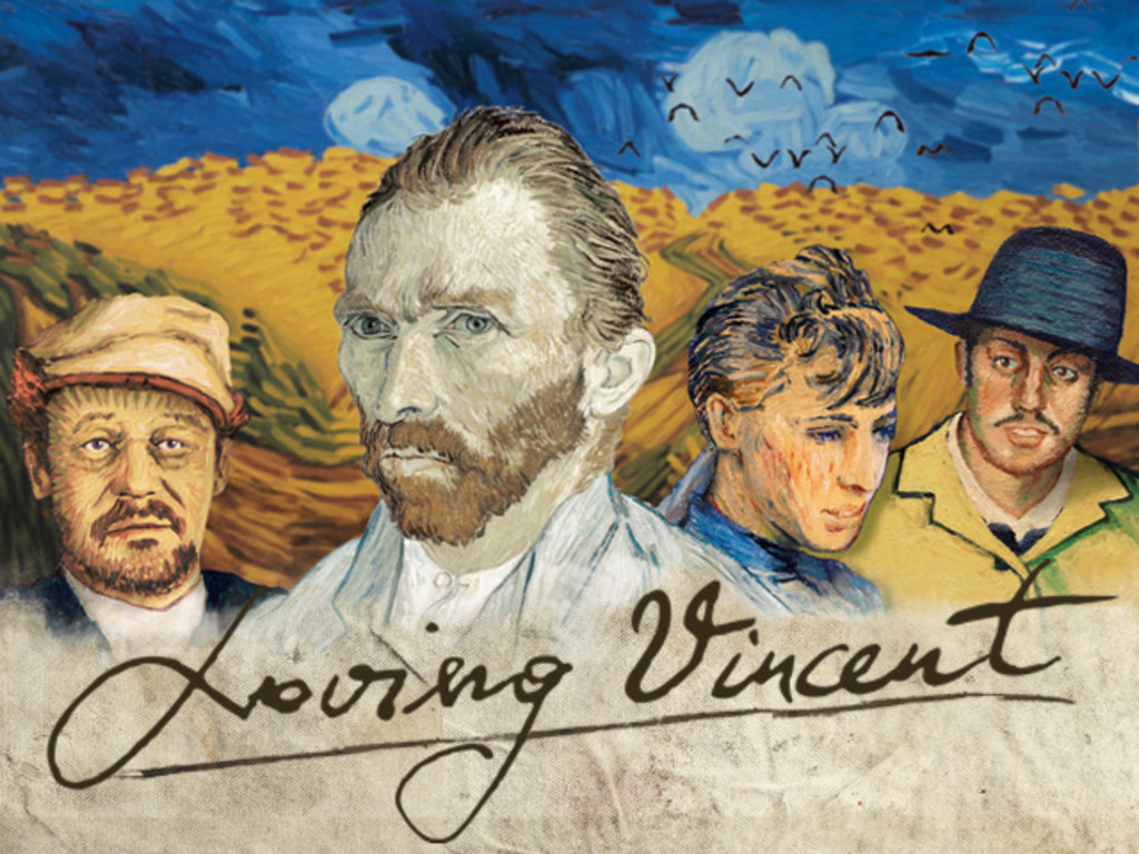 Loving Vincent - Bringing the paintings of Van Gogh to life's video poster
