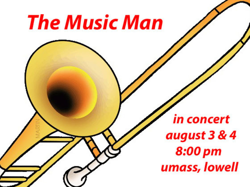 THE MUSIC MAN IN CONCERT!'s video poster