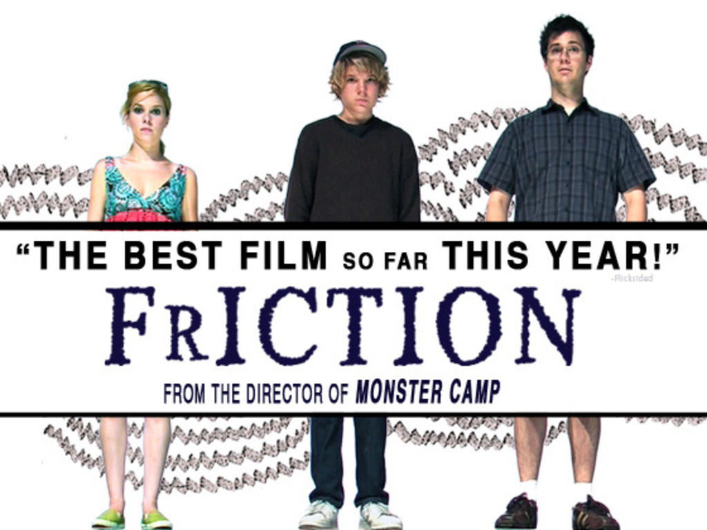 FrICTION - What if you were scripted to behave badly? 's video poster