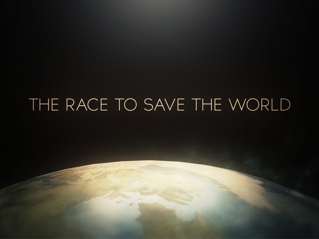 The Race to Save the World: A Documentary Film's video poster