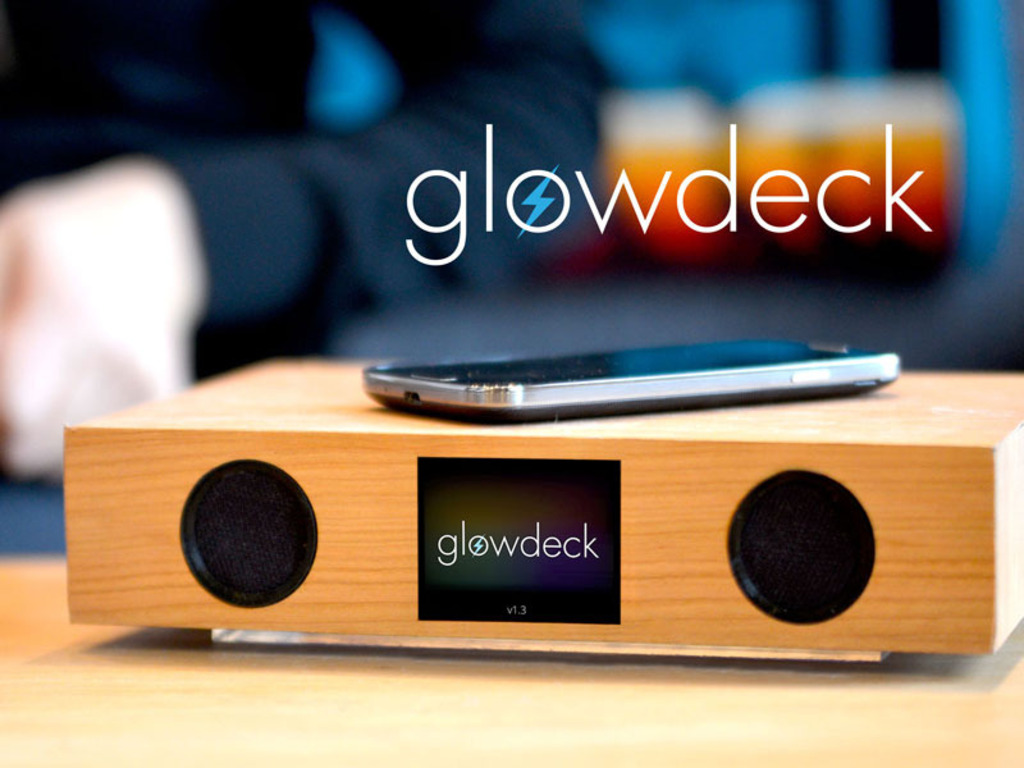 Glowdeck - A companion for your smartphone.'s video poster
