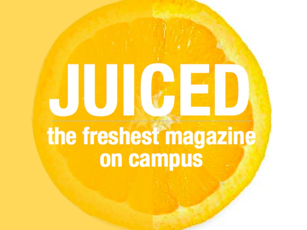 Juiced: A Magazine for Freshmen, by Freshmen's video poster