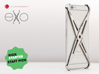 Lucidream eXo-Skeleton : The iPhone Case Reinvented