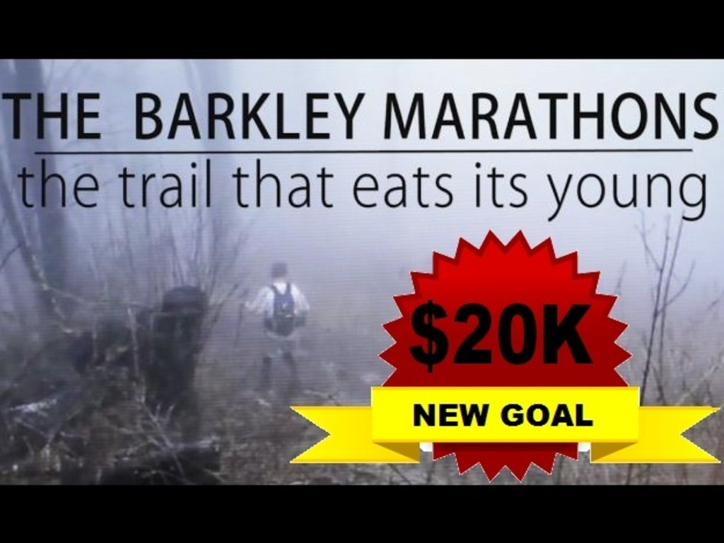 The Barkley Marathons - The Trail That Eats its Young's video poster