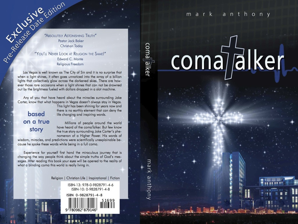 ComaTalker Book Production's video poster