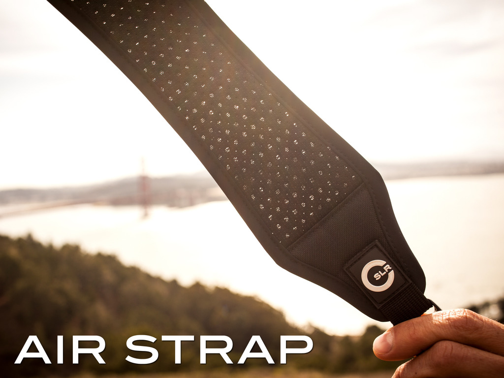 Air Strap: A Camera Strap That Does More With Less's video poster