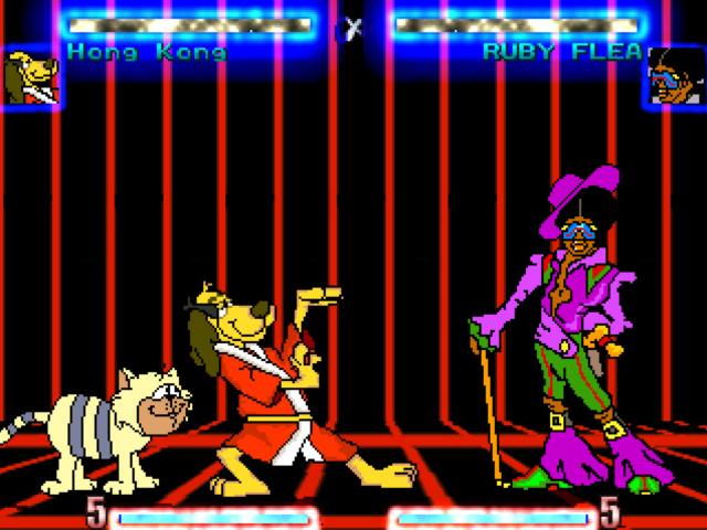 Kickstarted Games Hong Kong Phooey For Saturday Morn In