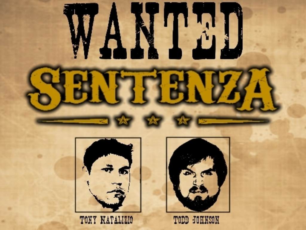 Get The Debut SENTENZA Album Before it's Released!'s video poster